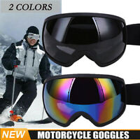 Goggles Motorcycle Motocross Racing ATV MX MTB Dirt Bike Off Road Eyewear Hot