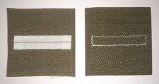 GALON Grade de poitrine pour ADJUDANT-CHEF du Cavalerie 1°REC LÉGION ÉTRANGÈRE