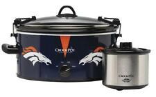 Crock-Pot® NFL Cook & Carry 6 qt. Slow Cooker with Dipper Warmer
