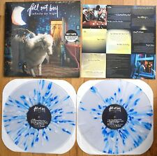 Fall Out Boy - Infinity on High Vinyl 2xLP Clear with Blue Splatter New
