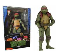 """NECA Teenage Mutant Ninja Turtles Raphael 1990 Movie 7"""" Figure - In Stock"""