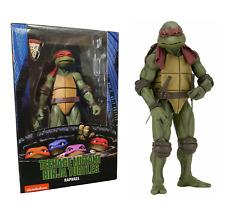 """NECA Teenage Mutant Ninja Turtles Raphael 1990 Movie 7"""" Action Figure"""