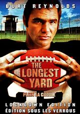 NEW DVD - THE LONGEST YARD - BURT REYNOLDS, EDDIE ALBERT , 1974 FOOTBALL CLASSIC