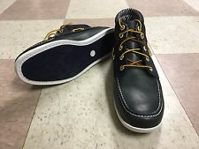 Black Leather Timberland Men's Homies shoe size 9.5 NEW