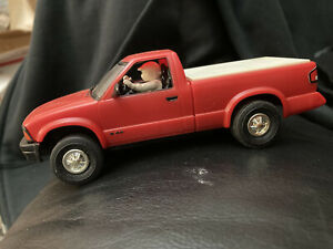 1995 Chevy S-10 ZR2 1/32 Slot Car custom build Eldon chassis nice build 1 of 1