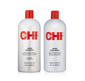 CHI INFRA Shampoo and Treatment 32 oz DUO SET NEW!