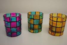 Markenlose moderne Deko-Kerzenständer & -Teelichthalter aus Glas
