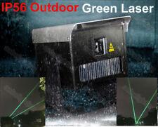 520nm Powerful 10W Green Laser Stage Lighting Sky Lasers Outdoor Landmarks Lazer