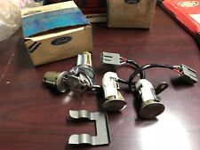 1973 FORD NOS LOCK SET RARE IGNITION POWER DOOR LOCKS D3AZ-7122050A NOS FORD