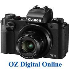 Canon PowerShot G5 X 20.2 MP Digital Camera - Black