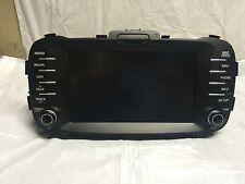 14 15 Kia Soul Navigation GPS Radio System  OEM 96560-B2080CA