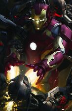 Avengers 2 Age of Ultron (2015) Movie Poster (24x36) - Iron Man Comic Con
