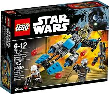 Star Wars: Bounty Hunter Speeder Bike Battle Pack #75167 - Building Set by LEGO