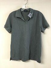 NWT Kids Boy's Izod Pullover w/ Collar Shirt Size Small Grey #909L