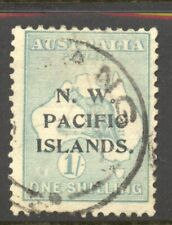 N.W. Pacific Islands, Scott # 20 used Vf +, no faults