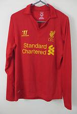 Kids Warrior 2012-13 Home Liverpool Football Shirt Trikot Youth LB Boys Large L