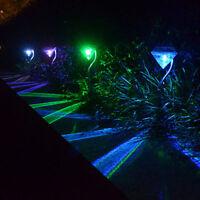 Solar Farbwechsel Power Yard Gartenleuchte Wasserdichte LED Außenleuchte HM