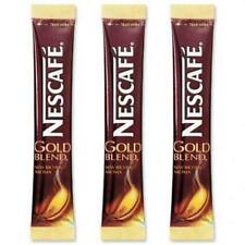 Nescafe Gold Blend Individual 1 cup coffee sachets sticks