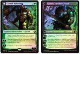 Garruk Relentless / Garruk, the Veil-Cursed FOIL From the Vault: Transform PLD