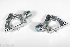 Vintage Shimano 600 AX PD-6300 Road Bicycle Pedals Classic Racing Bike Parts NOS