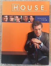House: Season Two (DVD, 2006, 6-Disc Set, Anamorphic Widescreen)