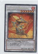 2012 Yu-Gi-Oh! Hidden Arsenal 6: Omega Xyz #HA06-EN048 Lavalval Dragun Card 0e1