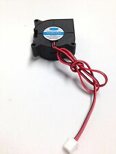 BPB4020M12 BLOWER FAN 12V DC 2P 40mm 20mm 10 wire 2 pins connector 1pc