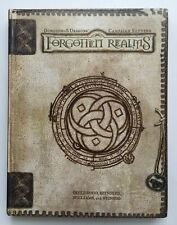 Forgotten Realms Campaign Setting - Dungeons & Dragons - d20 D&D 3.0 WotC