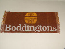 Boddingtons Brewery - Vintage Original 1970s Bar Towel