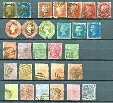 GREAT BRITAIN -  Selection classic material, MH/Canc.Mint no gum