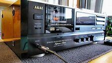 AKAI Reference Master GX-95 * 3 Head Cassette Deck - Japan 1990