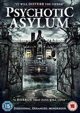 Psychotic Asylum (DVD) (NEW AND SEALED) (REGION 2)