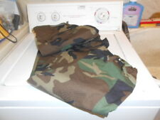 Pair of US Woodland Camo Pattern BDU Pants