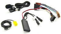 BLUETOOTH AUX ADAPTER MP3 SPOTIFY FREISPRECHEN TELEFONIEREN SMART Fortwo 451