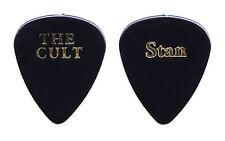 The Cult Stan Guitar Tech Black Guitar Pick - 2002 Beyond Good and Evil Tour