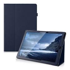 kwmobile Schutz Hülle für Microsoft Surface Pro 4 Dunkelblau Tasche Kunstleder