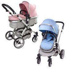 ib style® Supreme 2 in 1 Cochecito de bebe Carrito para salir Baby 0-15kg