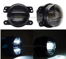 "4"" inch 30W CREE LED Fog Light Driving Lamp DRL 2007-2015 Jeep Wrangler JK CJ TJ"