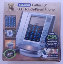 Innovage Lcd Phone with Talking Caller Id - New In Open Box R14393