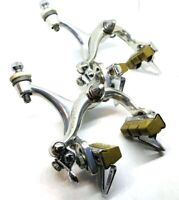 Campagnolo Victory Brake Calipers Front & Rear Campy Brakeset Vintage