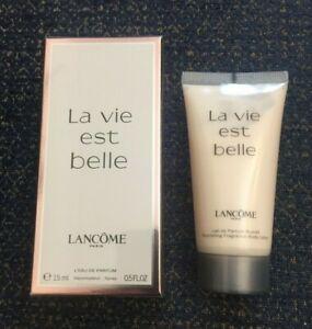 LANCOME La vie est belle - L'EAU DE PARFUM 15ml & BODY LOTION 50ml - Brand New