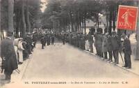 CPA 94 FONTENAY SOUS BOIS LE BOIS DE VINCENNES LE JEU DE BOULES