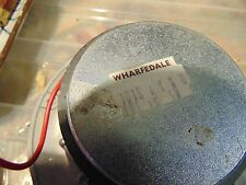 wharfedale e 90 pair of tweeters original the real mccoy