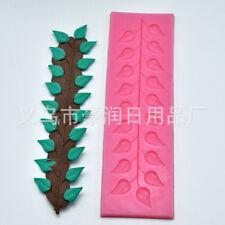 Cake Chocolate Lace Pattern Fondant Silicone Mould Decor Tool Cupcake Mat LE