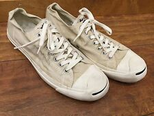 VINTAGE CONVERSE JACK PURCELL SNEAKERS  10.5