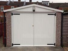Side Hinged Hung Timber Wooden Garage Door Gates - BARN DOORS