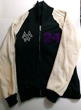 """Unique Adidas Lettermans Jacket Sample: AAA """"They've Got The Brain"""""""