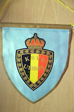 Pennant- KBVB URBSFA, UEFA Youth Tournament Belgium, May 1977
