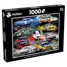 Holden Motorsport Legends 1000 Pieces Jigsaw Puzzle (P000217349)