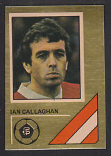 FKS - Soccer Stars 78/79 Golden Collection - # 155 Ian Callaghan - Liverpool